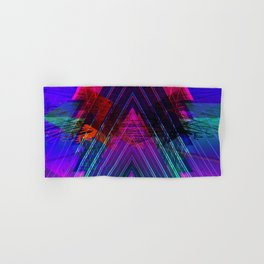 Neon Hand & Bath Towel