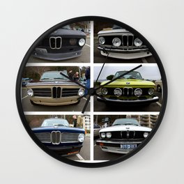 Bavarian Auto Club - West Seattle 2014 Wall Clock