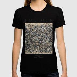 Jackson Pollock - One: No. 31, 1950 - Exhibition Poster T-shirt