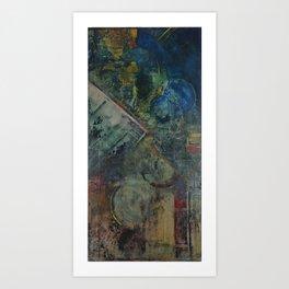 TimeThief Art Print