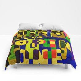 Colage 3 Comforters
