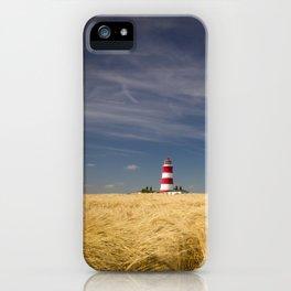 Happisburgh Lighthouse iPhone Case