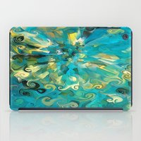 fireworks iPad Cases featuring Fireworks by Paul Kimble