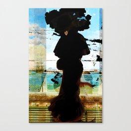 Yorick Without Rigor Canvas Print
