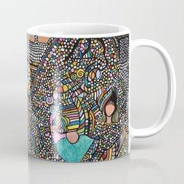 Bubble Boat Coffee Mug