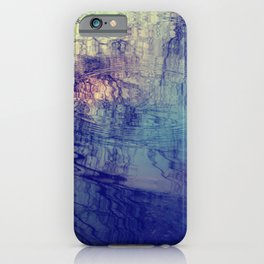 It's raining iPhone Case