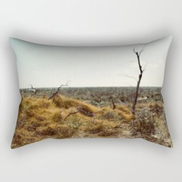 wide open Rectangular Pillow