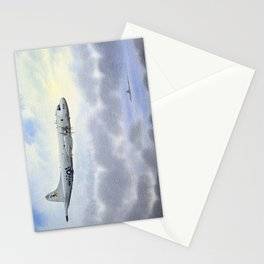 P-3 Orion Aircraft Stationery Cards