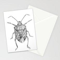 Pentatomidae Stationery Cards