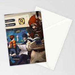 Aquarium on the 'R' Stationery Cards
