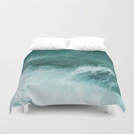 Ocean Roar Duvet Cover