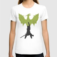 dragon age T-shirts featuring Dragon Age: Inquisition V2 by FelixT