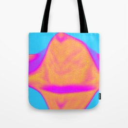 Orange Mountain Tote Bag