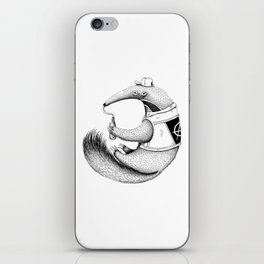 ant-eater iPhone Skin