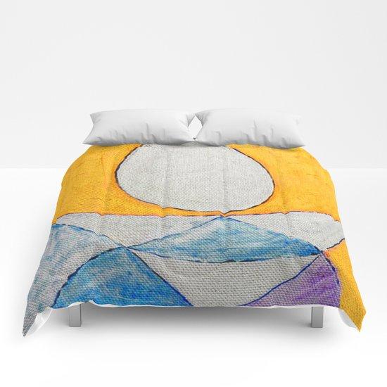 Kekere Kan Obinrin (Little Woman) Comforters