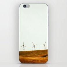 California Windmills iPhone & iPod Skin