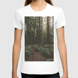 Old growth forest T-shirt