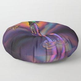 Jetpack Floor Pillow