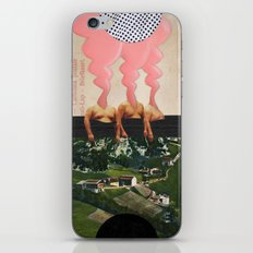 The Noon Guns (Front) iPhone & iPod Skin