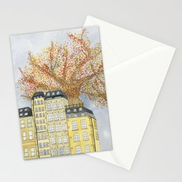 Where Do You Live Stationery Cards