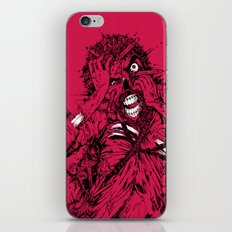 STRESSED-OUT iPhone & iPod Skin