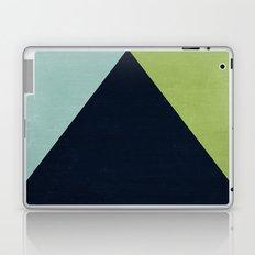 mod triangles - lake Laptop & iPad Skin