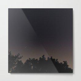 Moonview No. 7 Metal Print