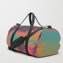 Exposed Duffle Bag
