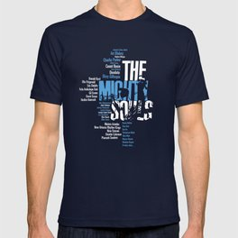The Mighty Souls: Jazz Legends T-shirt