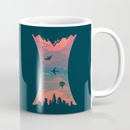 Sunrise / Sunset Coffee Mug