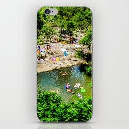 Barton Springs - Austin, Texas iPhone Skin