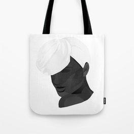 Miss Foulard Tote Bag