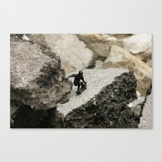 DIKKI - StreetPark series one Canvas Print
