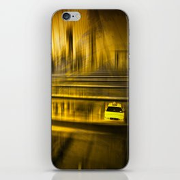 City-Shapes NYC iPhone Skin