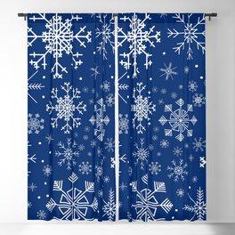 Let it Snow Blackout Curtain