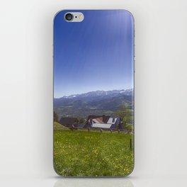 Tatra Mountains. iPhone Skin
