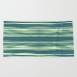 Abstraction Serenity in Afternoon at Sea Beach Towel
