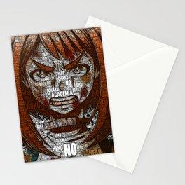 Ochako Uraraka - Boku no Hero Academia | My Hero Academia Stationery Cards