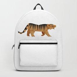 Origami Tiger Backpack