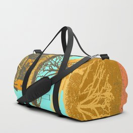 TREEHOUSE ROOTS Duffle Bag