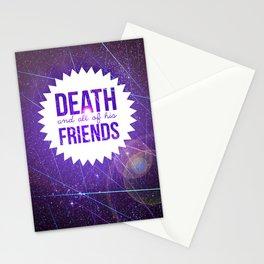 Mortem et Omnibus Amicis Stationery Cards