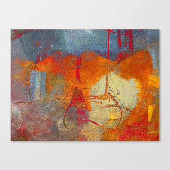 Gioco Del Bambino Canvas Print