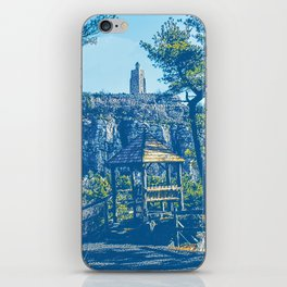Mohonk Sky Tower  iPhone Skin