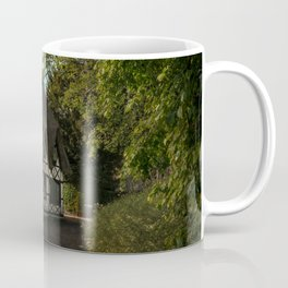 A Berkshire Half Timbered Cottage Coffee Mug