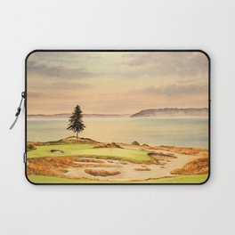 Chambers Bay Golf Course 15th Hole Laptop Sleeve