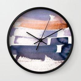 air to breathe Wall Clock