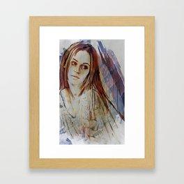 Suspects Framed Art Print