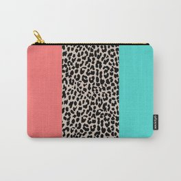 Leopard National Flag XVII Carry-All Pouch