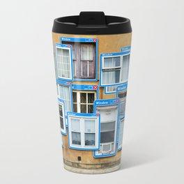 Funny Windows Parody Travel Mug