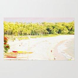 Mauna Kea Beach Rug